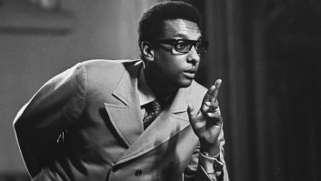 "Stokely Carmichael ""Fight the Power, not the Powerless!"""