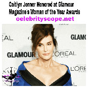 Caitlyn Jenner, Glamour Magazine's Woman of the Year