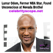 Lamar Odom Found Unconscious and Hospitalized