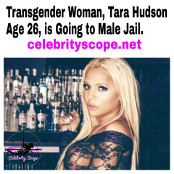 Tara Hudson, Transgender Woman, Jailed with Men Prisoners